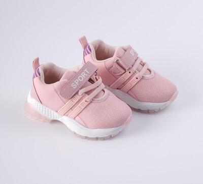 Stunning Pink & White Sneakers