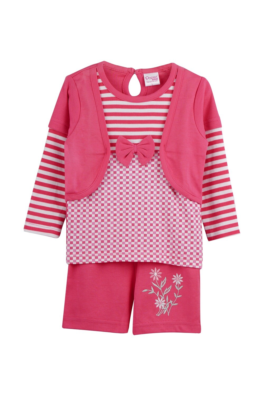 Popees Cindrella  Azalea Pink for Baby Girls
