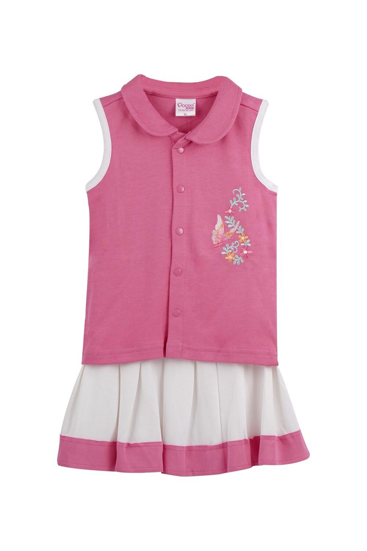 Popees Elsa Azalea Pink for Baby Girls