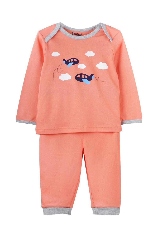 KEDRICK DESERT FLOWER Full Sleeve Top and Pant for Baby Boys