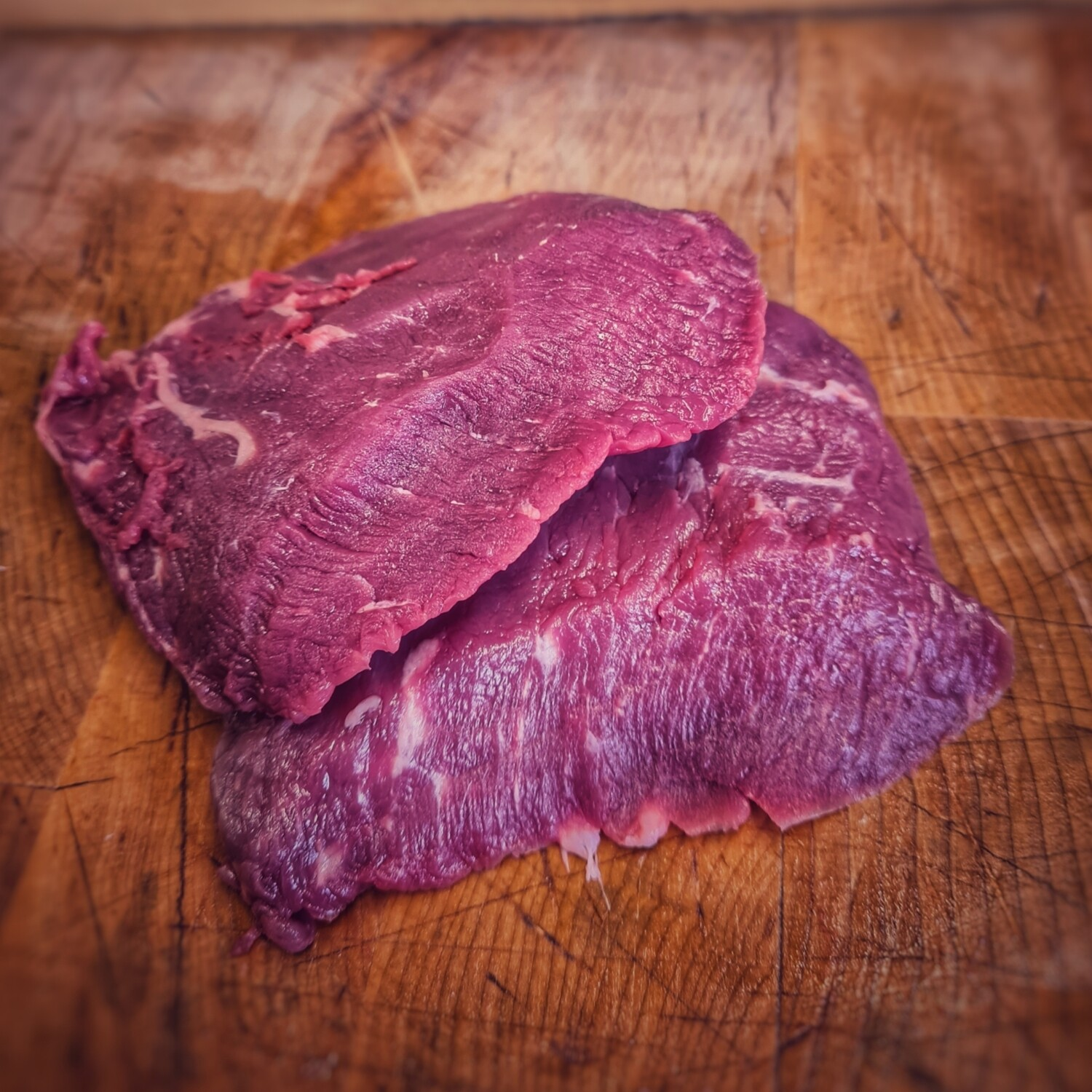 Dry Aged Underblade Steak 140gm