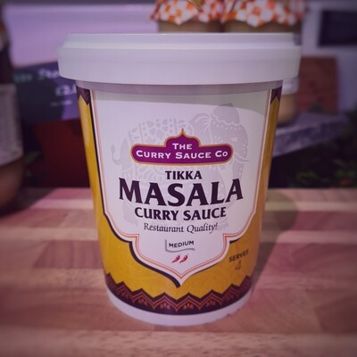 Tikka Masala Cooking Sauce