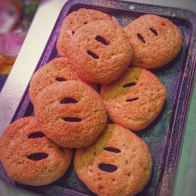 Eccles Cakes x 2