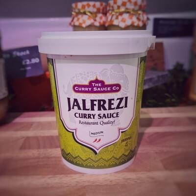Jalfrezi Cooking Sauce