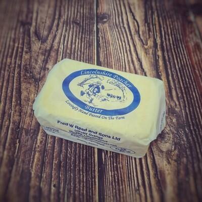 Lincolnshire Poacher Butter