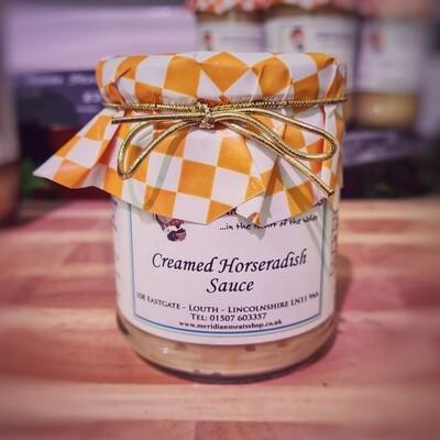 Creamed Horseradish Sauce