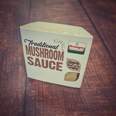 Mushroom Micro Sauce