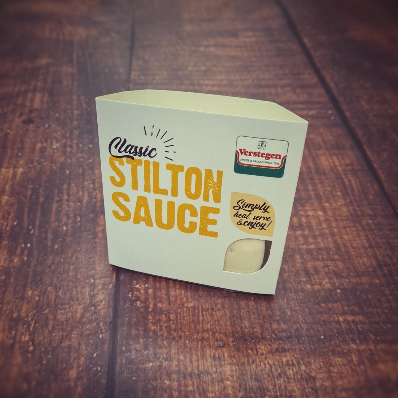 Stilton Micro Sauce