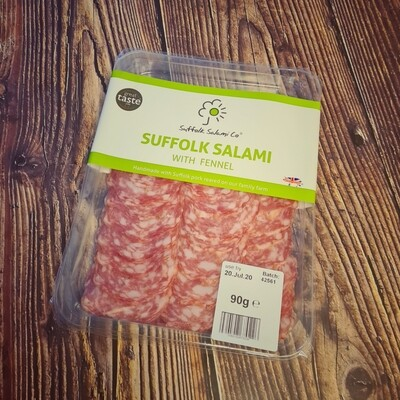 Suffolk Fennel Salami