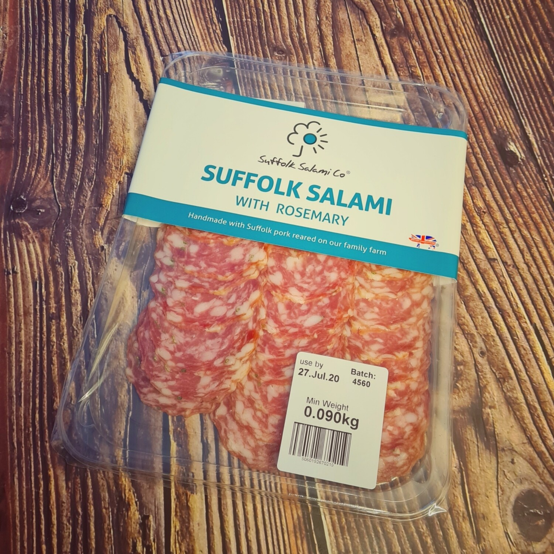 Suffolk Rosemary Salami