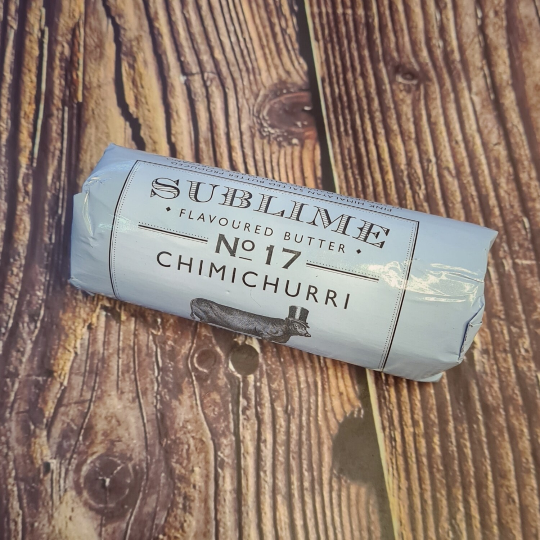 Sublime Chimichurri Butter
