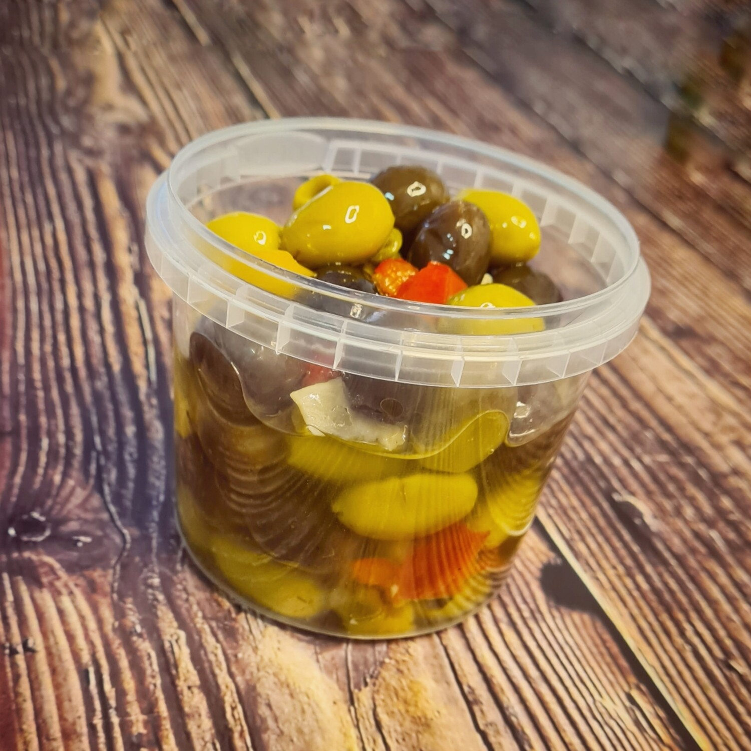 Mansion Farm Mixed Olives