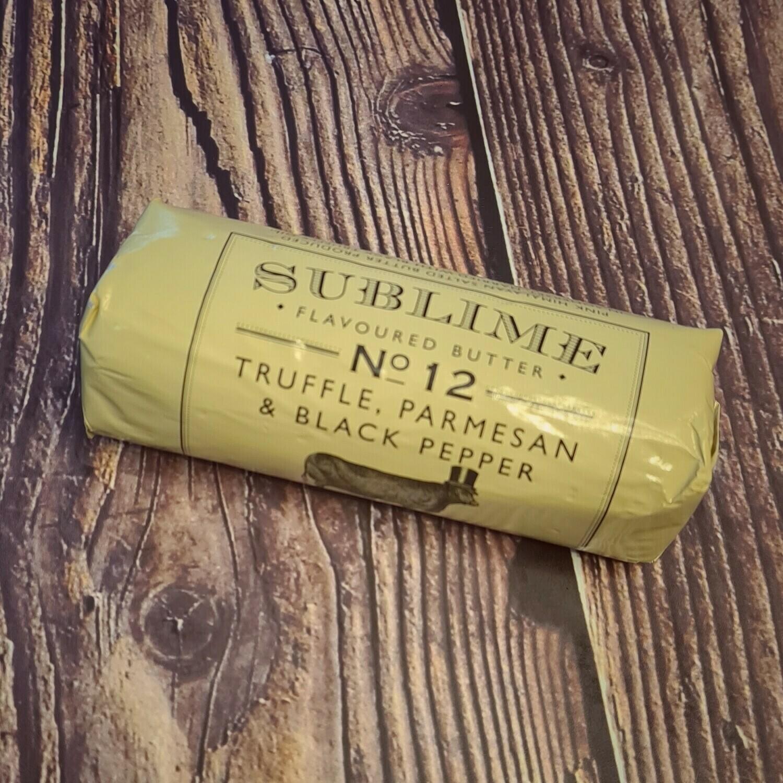 Sublime Truffle & Parmesan Butter