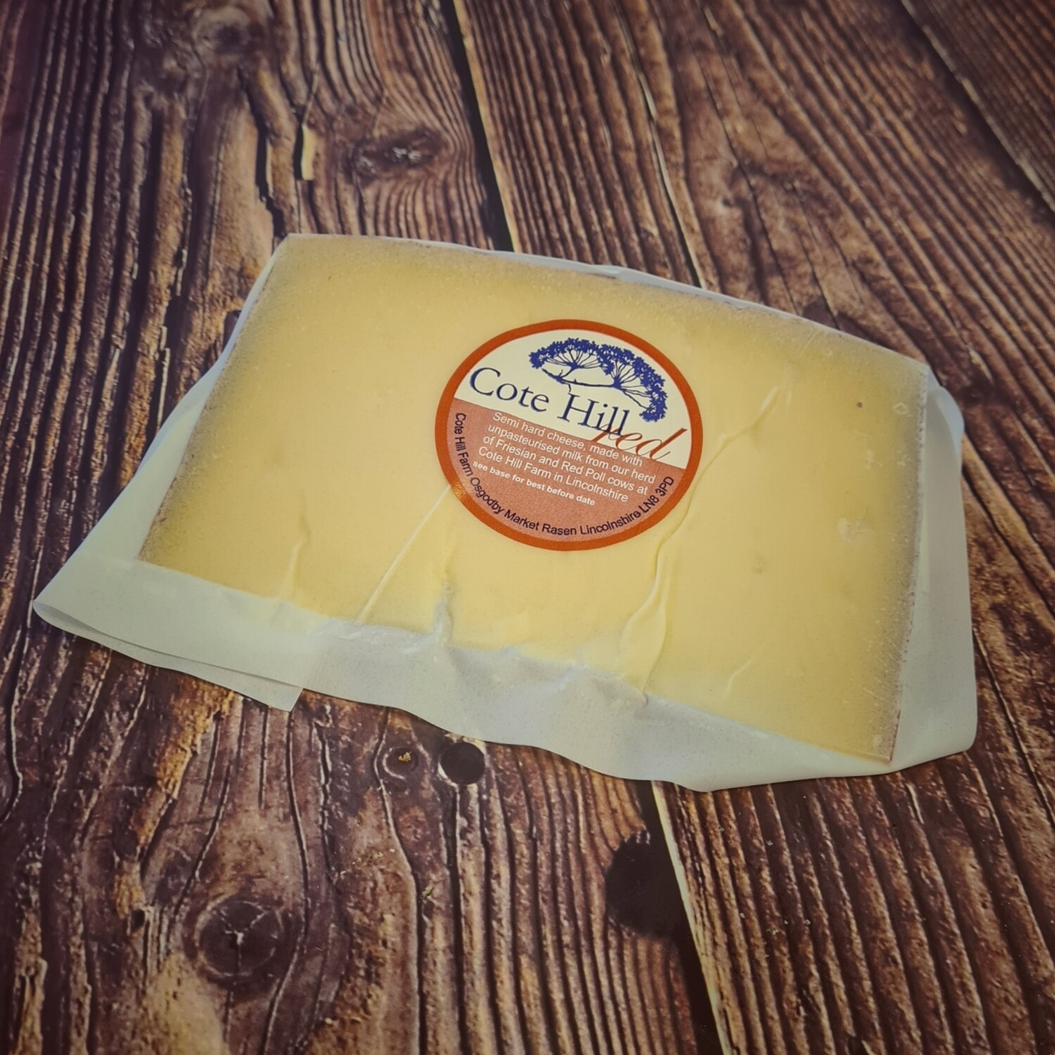 Cote Hill Red Cheese