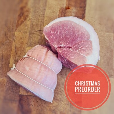 Preorder Gammon Joint