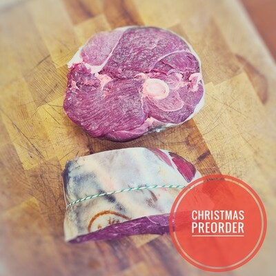 Preorder Wolds Lamb Leg Joint