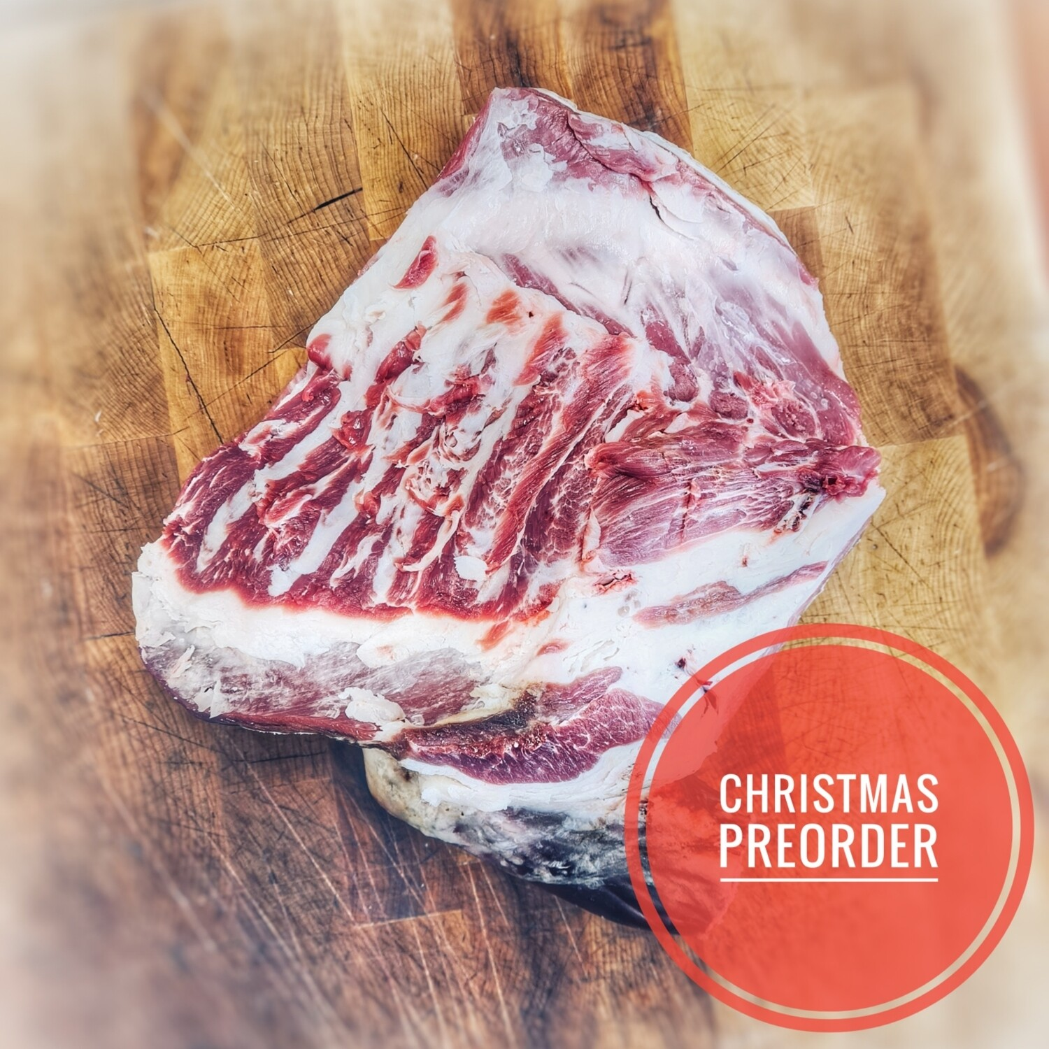 Preorder Wolds Lamb Shoulder Joint