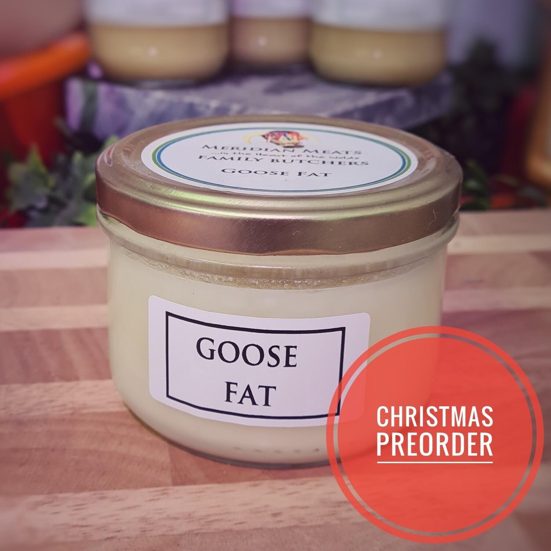 Preorder Goose Fat