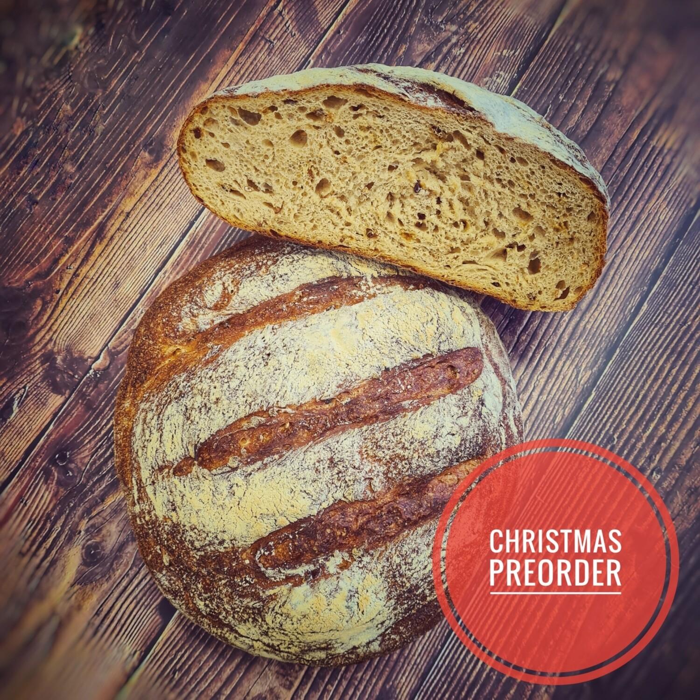 Preorder Large Sourdough Loaf