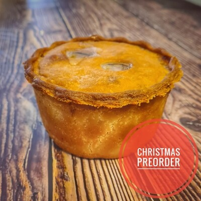Preorder Traditional Pork Pie