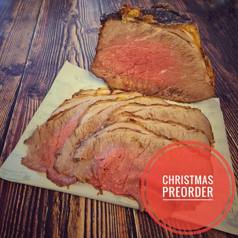 Preorder Roast Beef