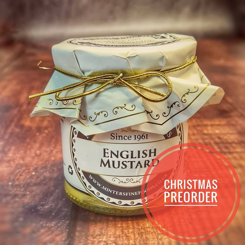 Preorder English Mustard