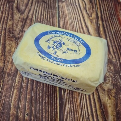 Lincolnshire Poacher Butter