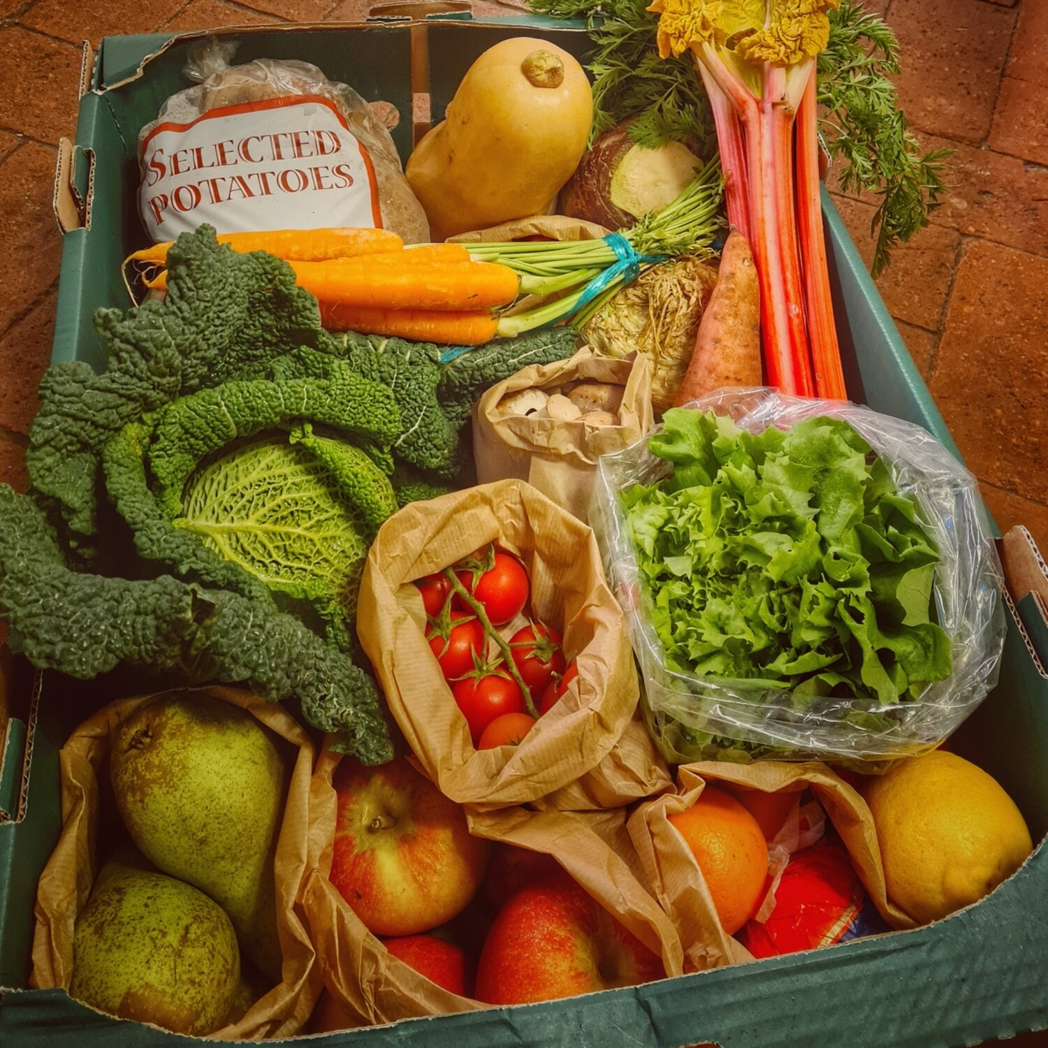 Greengrocers Choice Box