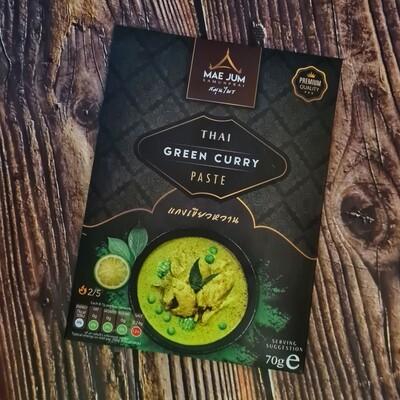 Mae Jum Thai Green Curry Paste