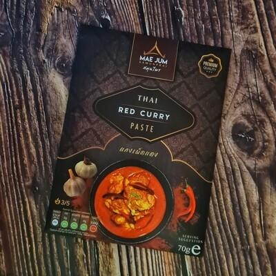 Mae Jum Thai Red Curry Paste