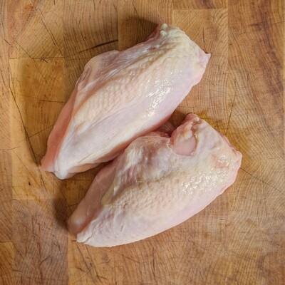 Barn Reared Skin On Chicken Fillets