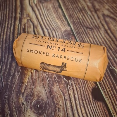 Sublime Smoked Barbecue Butter
