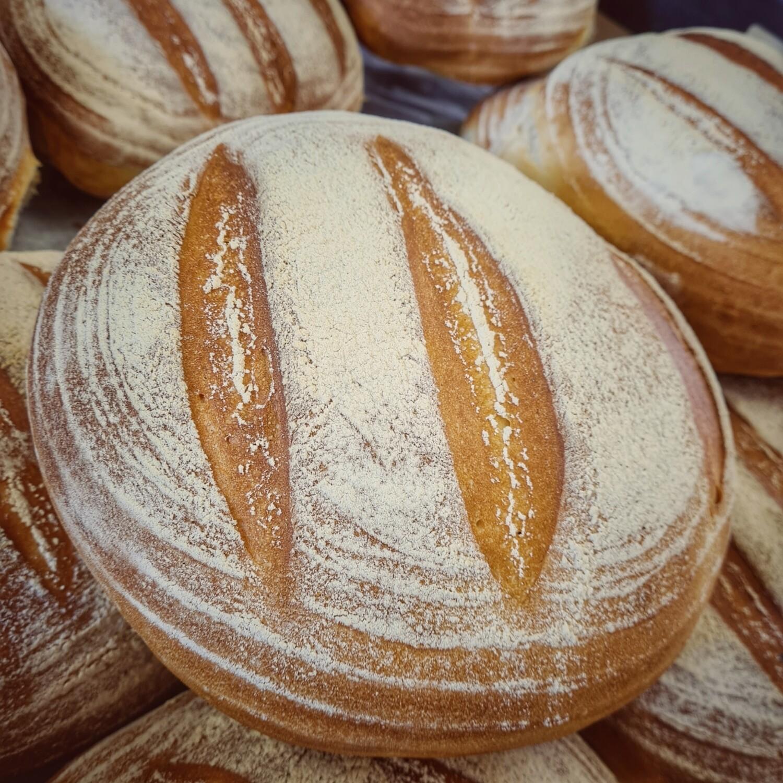 Large White Sourdough Loaf