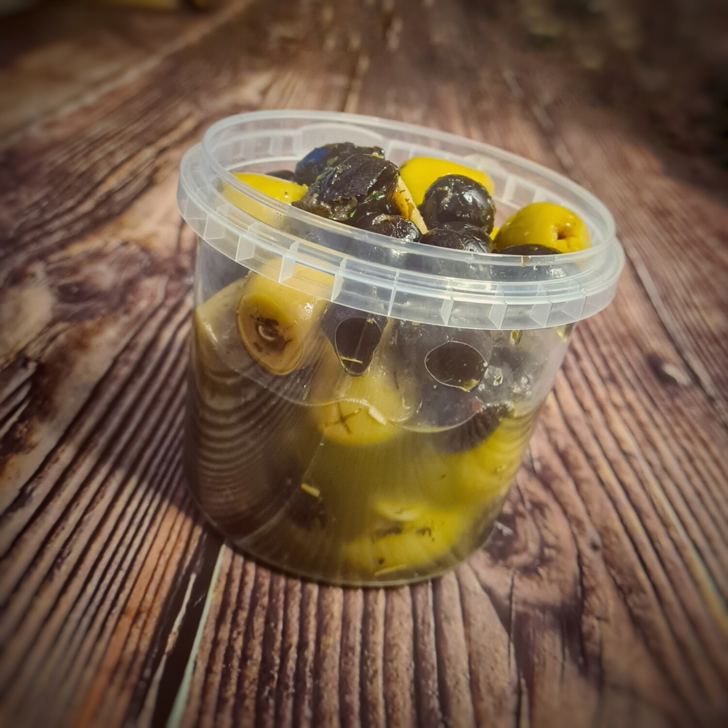Herb & Chilli Marinated Olives