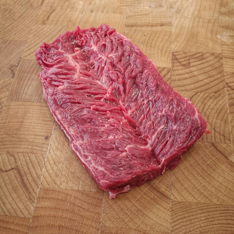 Dry Aged Hanger Steak 140gm