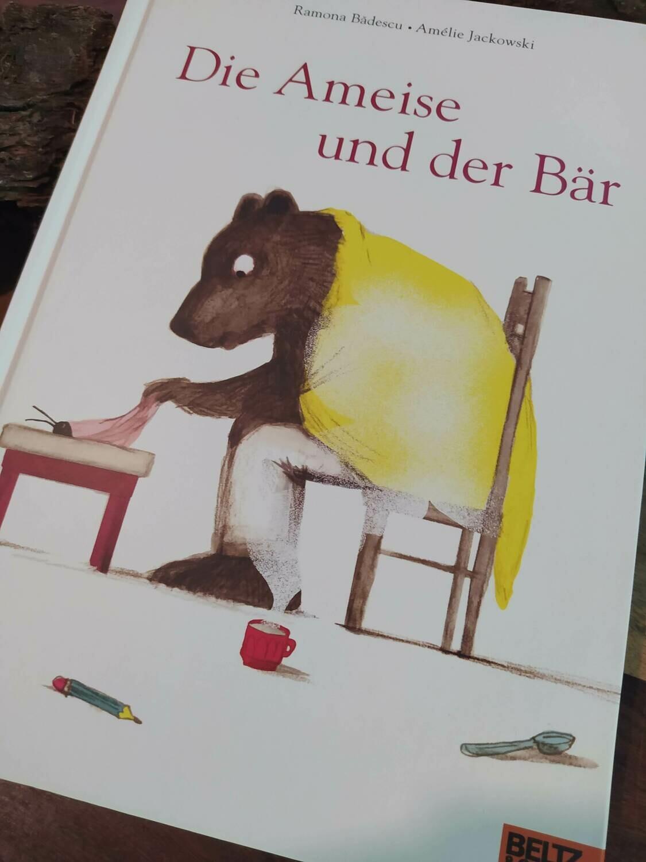 """""""Die Ameise und der Bär"""" - Buch - Kinderbuch - Vorlesen"""