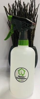 Flächendesinfektionsmittel 500ml mit Sprühflasche