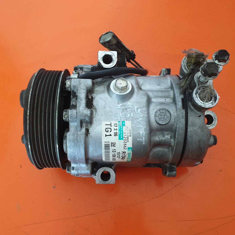 COMPRESSORE A/C FIAT GRANDE PUNTO 90CV 1.3MJET 51803075/1461F