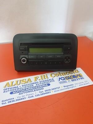 RADIO CD BLAUPUNKT FIAT CROMA 2006 FIAT 194CDSB05