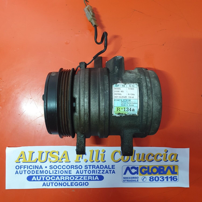 COMPRESSORE A/C DAEWOO MATIZ 1.0 3CIL 717855