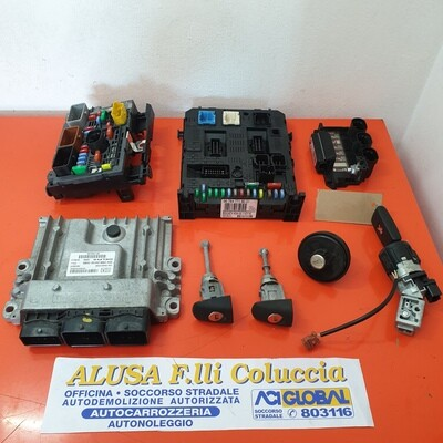 KIT ACCENSIONE PEUGEOT EXPERT 2.0 HDI ADBLUE