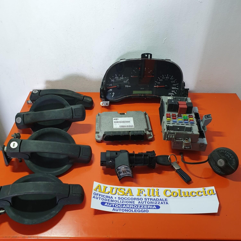 KIT ACCENSIONE FIAT DOBLO B-POWER 1.6 16V B IAW.4AF.G3 51819344 MAGNETI MARELLI