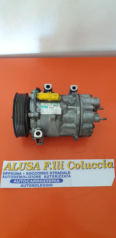 COMPRESSORE A/C LANCIA PHEDRA 9655229080 SANDEN
