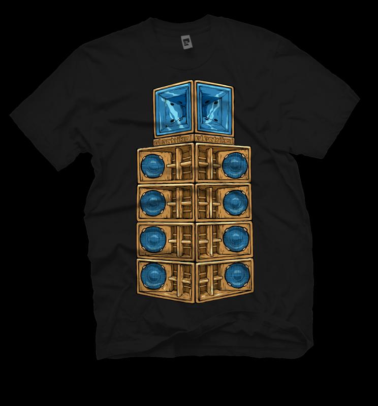 Danley Stack Colour | T-shirt