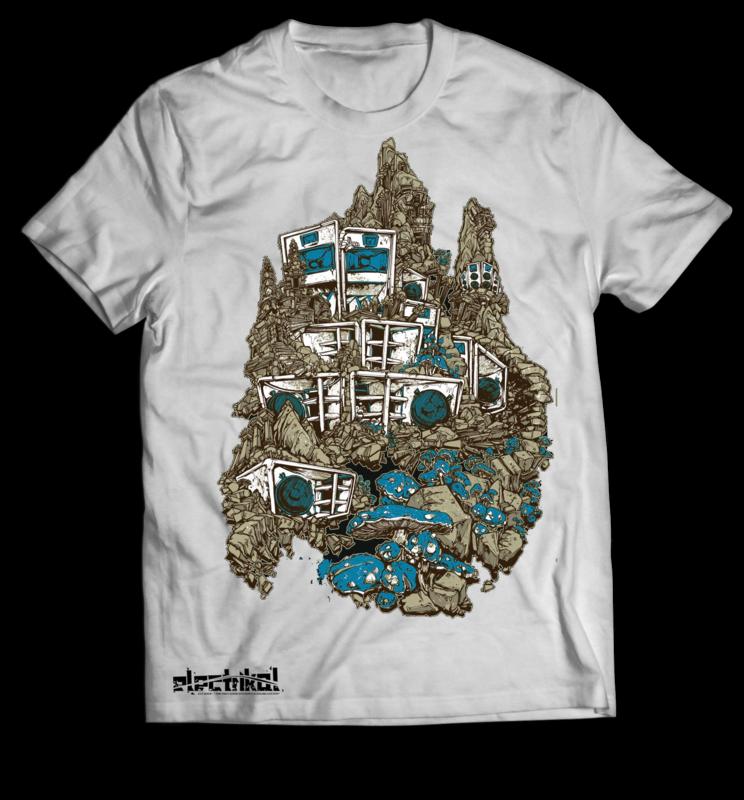 Nature Speakers | T-shirt