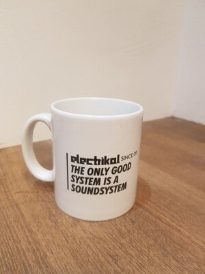 The only good system - Mug