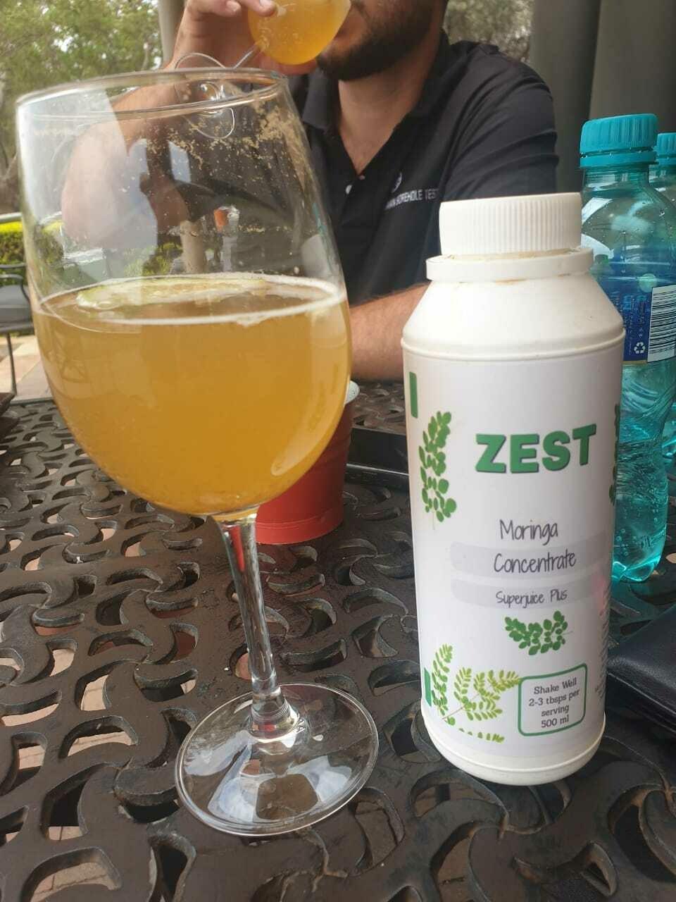 01.Zest Super Juice Moringa Concentrate