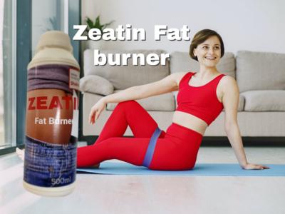 Zeatin Moringa Concentrate Fat Burner 500ml