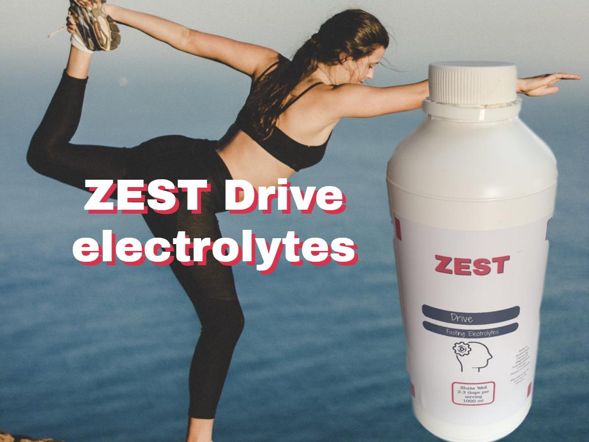 09.Zest Drive Fasting Electrolytes 1000ml