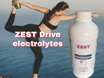 09.Zest Drive Fasting Electrolytes 1000ml
